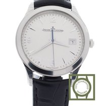 Jaeger-LeCoultre Master Control Date Silver Dial 39mm NEW