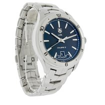 TAG Heuer Link Calibre 5 Mens Swiss Automatic Watch WAT2010.BA...