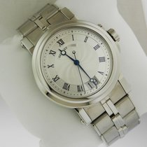 Breguet Marine Automatic Big Date 39mm 5817st/12/sm0 Complete NEW