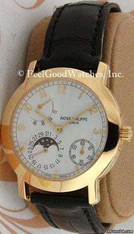 Patek Philippe 5055J Moon Phase / Power Reserve, Yellow Gold [On Hold]