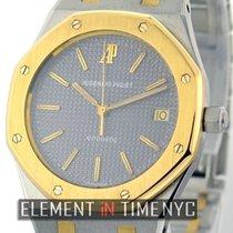 Audemars Piguet Royal Oak Date 2-Tone 18k Yellow Gold/...