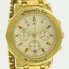 Corum Admiral's Cup Chrono Yellow Gold