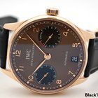 IWC Portuguese Automatic 7 Day Power Reserve Rose Gold IW500124