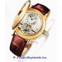 Breguet Tourbillon with Case Cover 1801BR/12/2W6 Pre-Owned