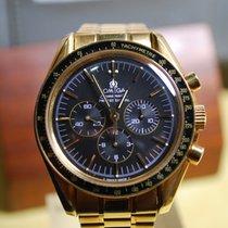 Omega Speedmaster Moonwatch oro giallo commemorative limited...