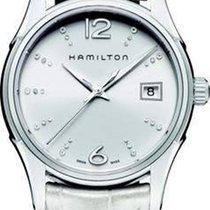 Hamilton Jazzmaster Lady Quarz Damenuhr H32351995