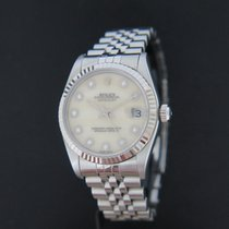 Rolex Oyster Perpetual Datejust MOP with Diamonds