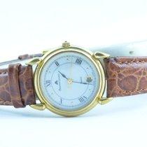 Maurice Lacroix Calypso 25mm Damen Stahl/gold Vergoldet 2