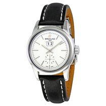 Breitling Transocean 38 Mercury Automatic Men's Watch...