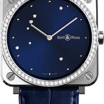 Bell & Ross BR S Diamond Eagle Diamonds inkl 19% MWST