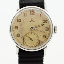Omega Men's Vintage 1945 Sub Seconds