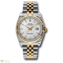 Rolex Jubilee Perpetual Datejust 18K Yellow Gold &...