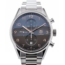 TAG Heuer Carrera 43 Automatic Grey Dial