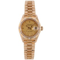 Rolex Pre-Owned DateJust Lady 69288 1993 Model