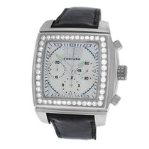 Chopard New  Two O Ten 178494-2002 Automatic Diamond MOP 18K