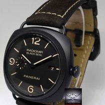 Panerai Pam00505 Radiomir Black Seal Composite 45mm Mens Watch...
