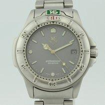 TAG Heuer Series 4000 Steel Quartz 999.206