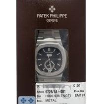 Patek Philippe Nautilus Black/Steel 40.5mm - 5726/1A-001