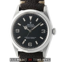 Rolex Explorer I Stainless Steel 36mm N Serial Circa 1992 ...