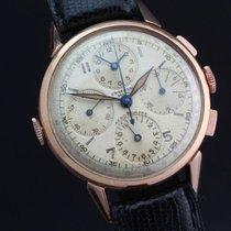 Universal Genève Aero-Compax rose gold 12574