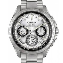 Citizen Eco-Drive Mens Satellite Wave-Air Limited Edition -...