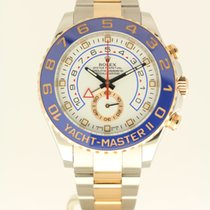 Rolex Yacht-Master II from 2014 complete with box and papers