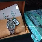 Rolex 114270 Explorer 1 Black Dial with BOX and PAPER F Serial