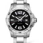 Лонжин (Longines) L36474566 HydroConquest Stainless Steel Mens...