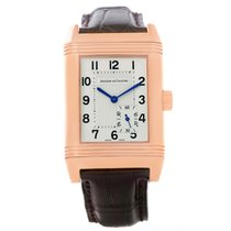 Jaeger-LeCoultre Reverso Grande Reserve Rose Gold Watch...