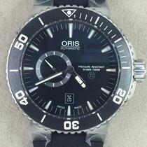 Oris Aquis Titan Small Second Ref. 01 743 7664 7154-07 4 26 34TEB