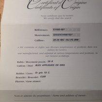 Patek Philippe Certificate of Origin 10 days white gold