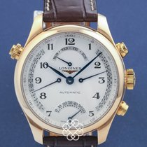 Longines Master Retrograde Seconds 41mm L2.715.8.785