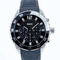 Hugo Boss Chronograph schwarz