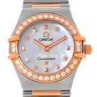 Omega Constellation My Choice Mini Diamond Watch 1368.7...