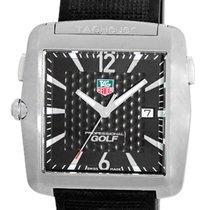 TAG Heuer TIGER WOODS Edition Professional Golf Watch.