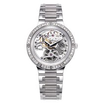Piaget [NEW] Dancer Ultra Thin 38 mm White Gold