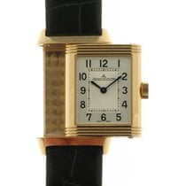 Jaeger-LeCoultre Reverso Classic Small Duetto 18K Rose Gold...