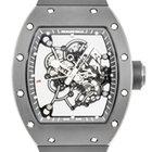 Richard Mille RM 055 Bubba Watson All Grey Ti-TiC