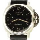 Panerai Luminor 1950 3 Days Gmt Automatic 44 Mm Steel Pam 320