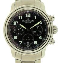 Blancpain Leman Chronographe Flyback (Service Blancpain 2014)