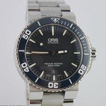 Oris Aquis Date 43mm Automatik Refrenz 01 733 7653 4155-07
