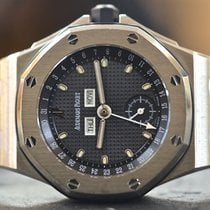 Audemars Piguet Royal Oak OffShore Triple Calendar in Steel...