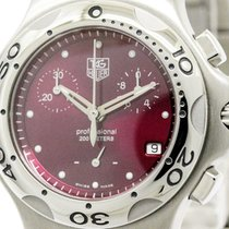 TAG Heuer Polished Tag Heuer Kirium Steel Quartz Ladies Watch...