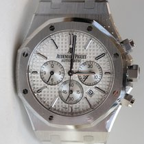 Audemars Piguet Royal Oak Chronograph in Stainless Steel with...