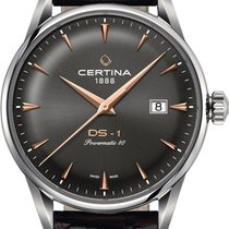 Certina DS Powermatic 80 C029.807.16.081.01 Herren Automatikuh...