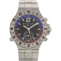 Bulgari Diagono Professional Chronograph GMT40S Automatic