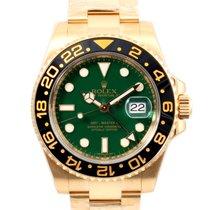 Rolex GMT-Master II 116718 LN 40mm Green
