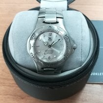 TAG Heuer Chronometer 34mm 2010 Ref: WL5110