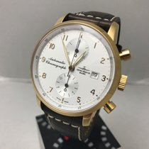 Zeno-Watch Basel Magellano Chronograph Bicompax 18ct red gold