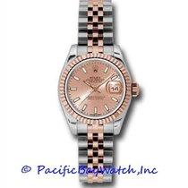 Rolex Datejust Ladies 179171 Pre-Owned